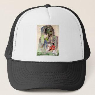 Kay Nielsen's Prince Charming from Sleeping Beauty Trucker Hat