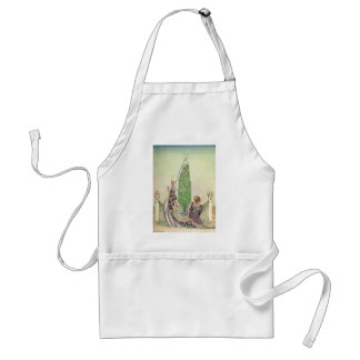 Kay Nielsen's Princess and the Gardener Adult Apron