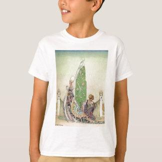Kay Nielsen's Princess and the Gardener T-Shirt