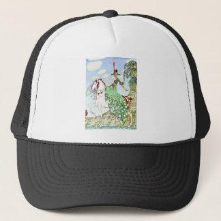 Kay Nielsen's Princess Minotte Fairy Tale Trucker Hat