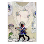Kay Nielsen's Puss In Boots Card