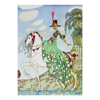 Kay Nielsen's The Beautiful Princess Minotte Posters