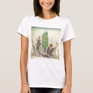 Kay Nielsen's The Princess and the Gardener T-Shirt