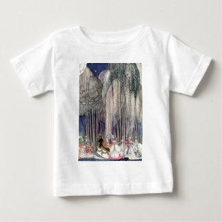 Kay Nielsen's Twelve Dancing Princesses Baby T-Shirt