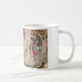 Kay Nielson Vintage Art 12 Dancing Prinesses Coffee Mug