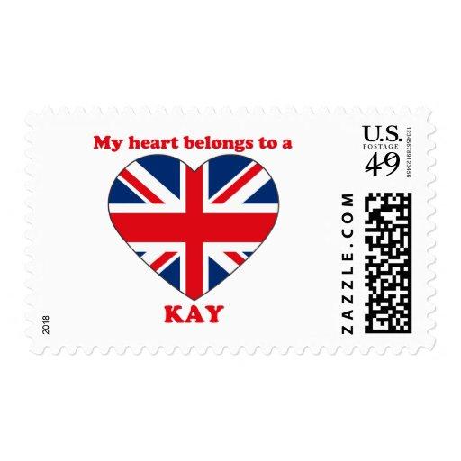 Kay Stamp
