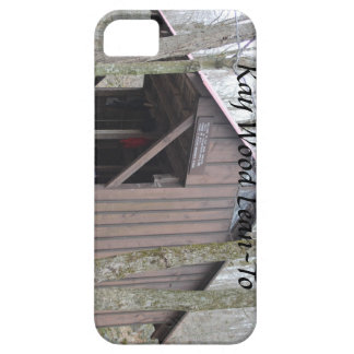 Kay Wood Shelter Appalachian Trail iPhone 5 Case