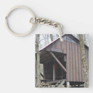 Kay Wood Shelter Appalachian Trail Keychain