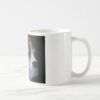 """Kaya"" - boxer Classic White Coffee Mug"
