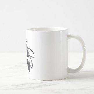 Kayak A Round Coffee Mug