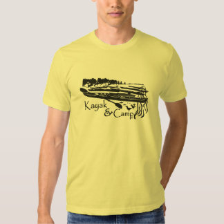 Kayak and Camp Shirt