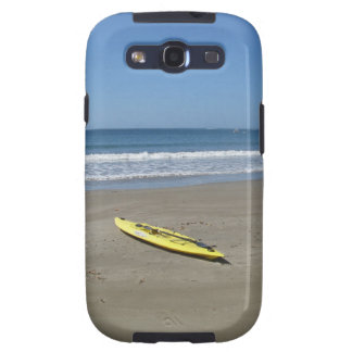 Kayak at the Beach Galaxy S3 Cases
