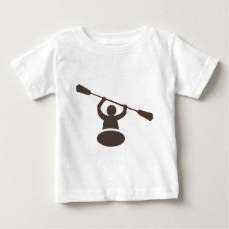 Kayak Baby T-Shirt