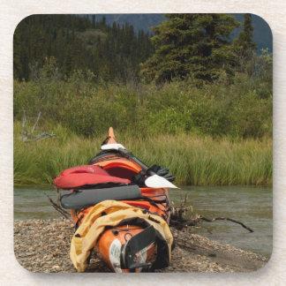 Kayak Balance Beverage Coasters