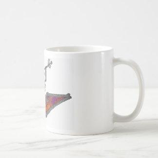 Kayak Big Bowl Coffee Mug