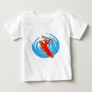 kayak Big Shoals Baby T-Shirt