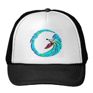 Kayak big surge trucker hat