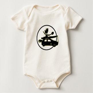 Kayak Bike Car - Zoom Gifts Baby Bodysuits