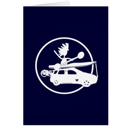 Kayak Bike Car - Zoom Gifts Cards