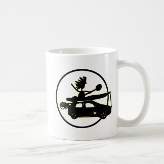 Kayak Bike Car - Zoom Gifts Coffee Mug