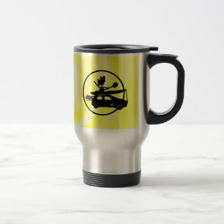 Kayak Bike Car - Zoom Gifts Travel Mug