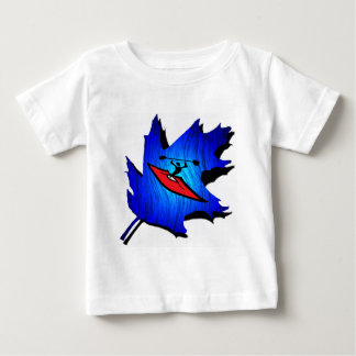 Kayak Blue Cascades Infant T-shirt