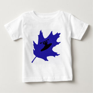kayak blue oaks baby T-Shirt