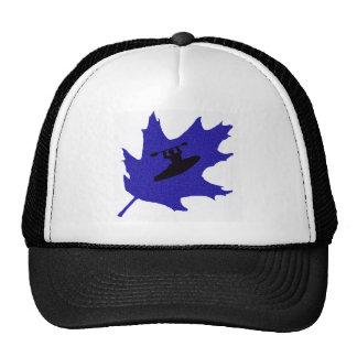 kayak blue oaks trucker hat