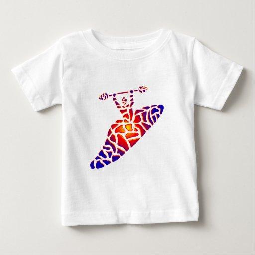 Kayak Blues Ready Infant T-shirt