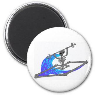 kayak bones getter 2 inch round magnet