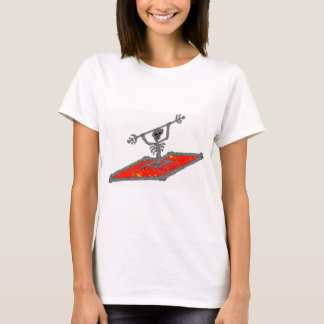 Kayak Ceasar Bones T-Shirt