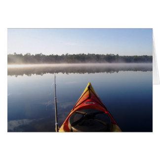 Kayak, Cheraw Greeting Cards