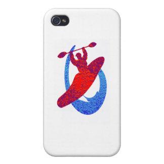Kayak colorado dreamscape case for iPhone 4