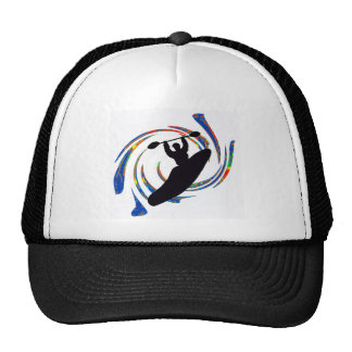 kayak Double Hydro Trucker Hat