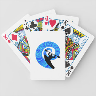 KAYAK DROPPER BICYCLE PLAYING CARDS