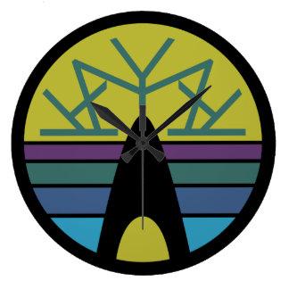 Kayak Emblem 3.0 Large Clock