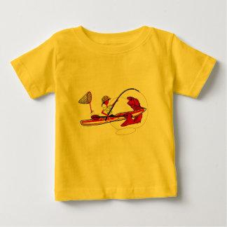Kayak Fishing Baby T-Shirt