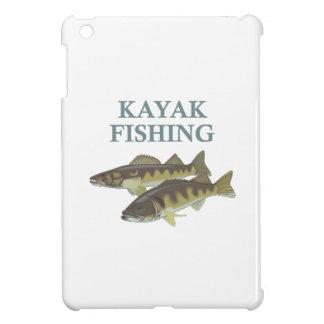 KAYAK FISHING iPad MINI CASE