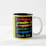 Kayak Fishing Mug