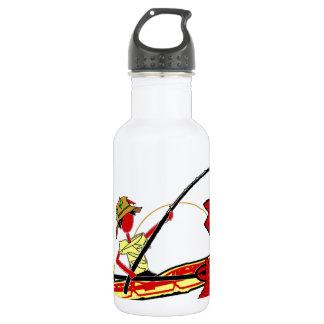 Kayak Fishing Stainless Steel Water Bottle