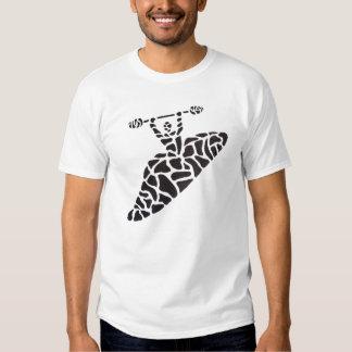 kayak fluid tee shirt