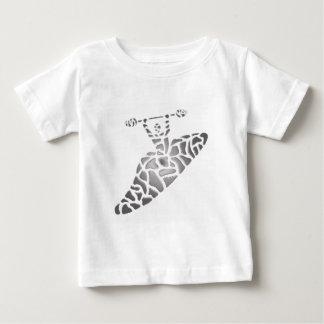 Kayak Foggy Morning T-shirt