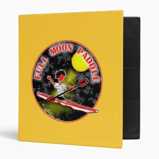 Kayak Full Moon Paddle Binder