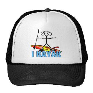 Kayak Gorro De Camionero