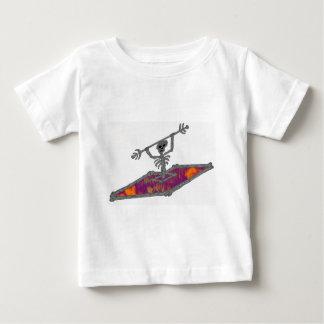 Kayak Gravity Bones T Shirt