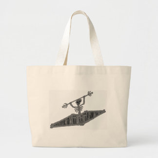 Kayak Hazy Bones Canvas Bags