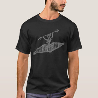 Kayak Hazy Bones T-Shirt