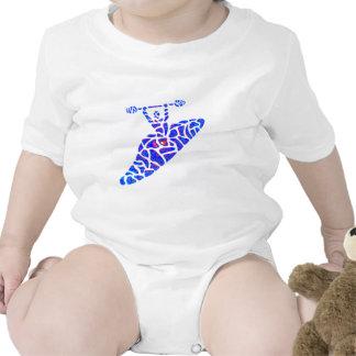 Kayak Horizon Line T-shirts