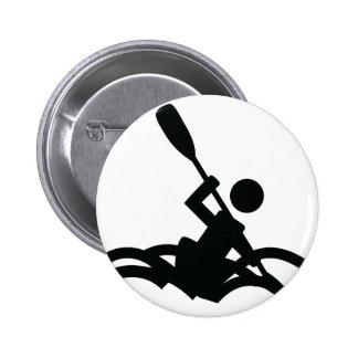 kayak icon pin