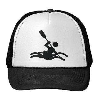 kayak icon trucker hat